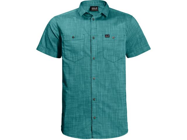 Jack Wolfskin Emerald Lake Shirt Herren emerald green